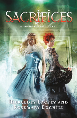 Sacrifices (Shadow Grail, #3)