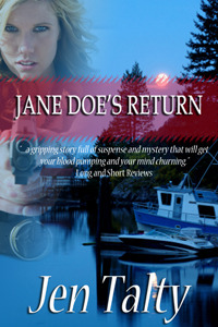 Jane Doe's Return by Jenni Holbrook