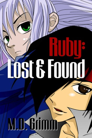 Ruby: Lost & Found (Stones of Power #1)