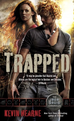 Trapped (Iron Druid Chronicles, #5)