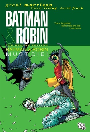 Batman and Robin by Grant Morrison