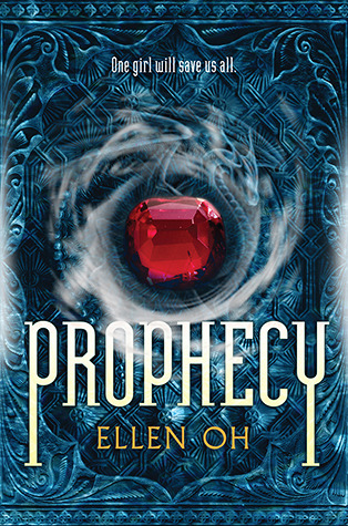 Prophecy (The Dragon King Chronicles #1)