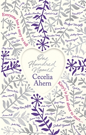 One Hundred Names Cecelia Ahern epub download and pdf download