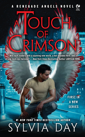 11804076 Mel reviews A Touch of Crimson by Sylvia Day