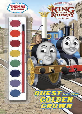 Quest for the Golden Crown (Thomas & Friends)