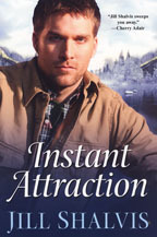 Instant Attraction (Wilder #1) - Jill Shalvis