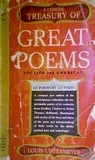 A Concise Treasury of Great Poems