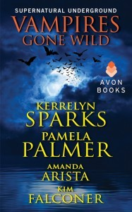 Vampires Gone Wild (Love at Stake, #13.5; Supernatural Underground)