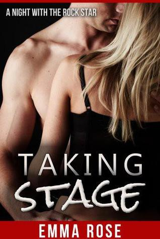A Night with the Rock Star (Taking Stage, #1)