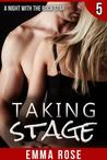 A Night with the Rock Star (Taking Stage, #5)