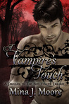 A Vampire's Touch by Mina J. Moore