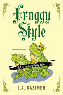 Review: Froggy Style by J.A. Kazimer