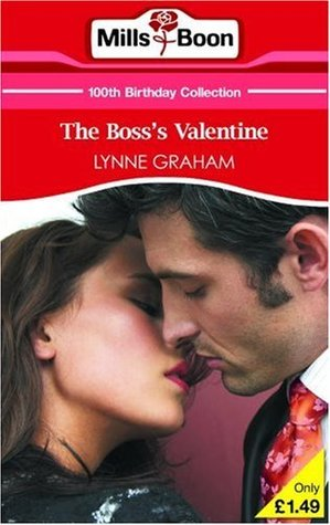 The Boss's Valentine by Lynne Graham