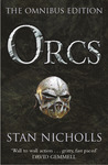 Orcs (Orcs: First Blood, #1-3) by Stan Nicholls
