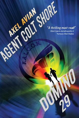 Agent Colt Shore Domino 29