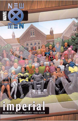 New X-Men, Vol. 2 by Grant Morrison