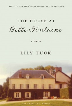 Book cover: The House at Belle Fontaine by Lily Tuck