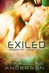 Exiled by Evangeline Anderson