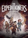 The Expeditioners and the Treasure of Drowned Man's Canyon by S.S. Taylor
