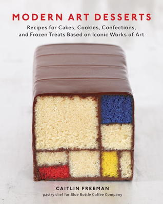Modern Art Desserts: Recipes for Cakes, Cookies, Confections, and Frozen Treats Based on Iconic Works of Art
