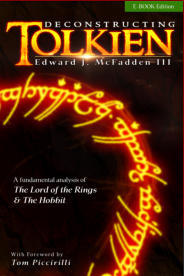 Deconstructing Tolkien by Edward J. McFadden