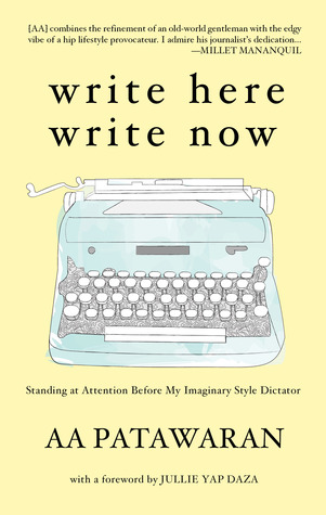 Write Here Write Now: Standing at Attention Before My Imaginary Style Dictator