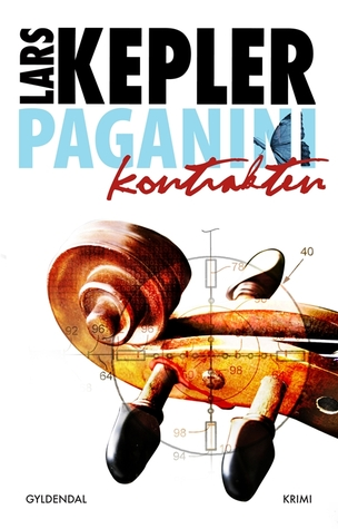 Paganini kontrakten by Lars Kepler