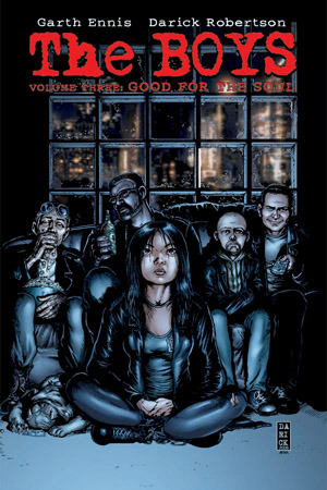 The Boys, Volume 3 by Garth Ennis