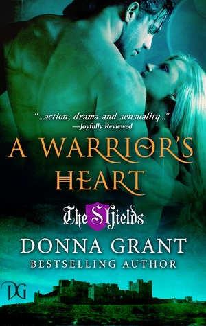Free Download A Warrior's Heart (The Shields #5) PDF