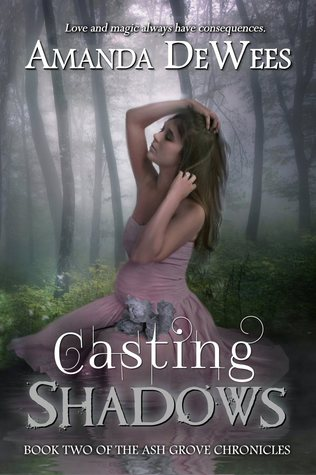 Casting Shadows (Ash Grove Chronicles, book 2)