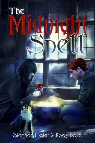 13597181 The Midnight Spell Blog Tour: Review + Excerpt + Giveaway