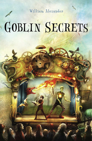 Book View: Goblin Secrets
