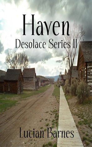Haven (Desolace, #2)
