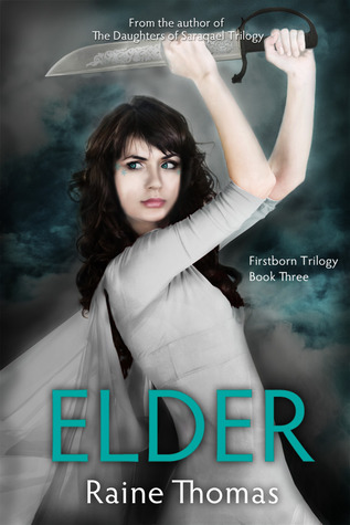 {ARC Review+G!veaway} Elder by Raine Thomas