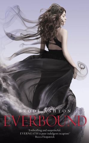 5 Stars to Everbound by Brodi Ashton