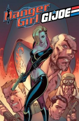 Danger Girl / G.I. Joe (#1-4)