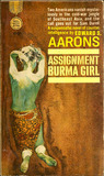 Assignment Burma Girl (Sam Durell #14)