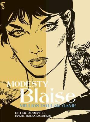 Million Dollar Game (Modesty Blaise Story Strips #20)