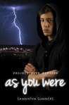 As You Were (Project Five Fifteen, #2)