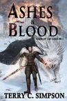 Ashes and Blood (Aegis of the Gods, #2)