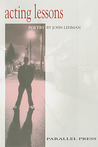 Acting Lessons (Parallel Press Chapbook Series)