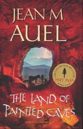 The Land of Painted Caves by Jean M. Auel