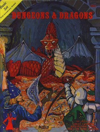 Dungeons And Dragons Basic Set [Box Set]