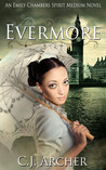 Evermore (Emily Chambers Spirit Medium trilogy #3)