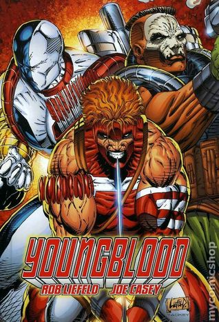Youngblood by Rob Liefeld