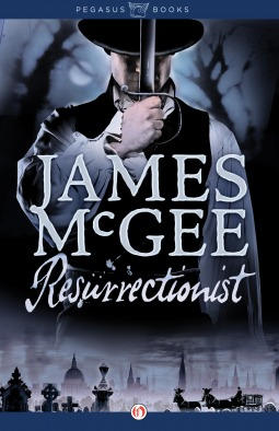 Book cover: Resurrectionist by James McGee