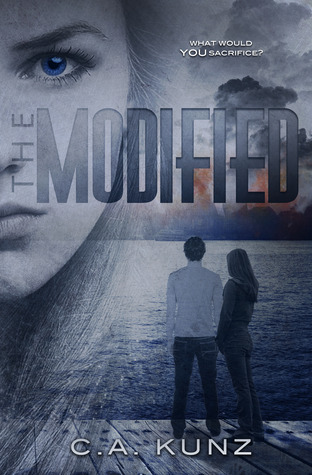 The Modified (The Biotics Trilogy, #1)