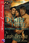 Desire for Three: Winning Back Jesse (More Desire, Oklahoma 1)