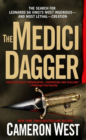 The Medici Dagger by Cameron West