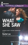 What She Saw (Conard County #31)